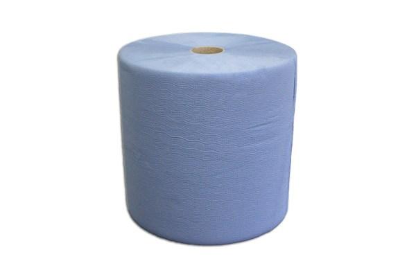 Putzrolle blau 3-lagig   1000 Blatt 1
