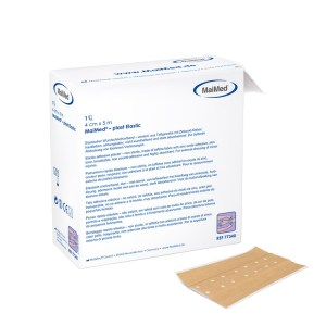 MaiMed® - plast Elastic 4 cm x 5 m | Wundschnellverband 60 Pack. 2