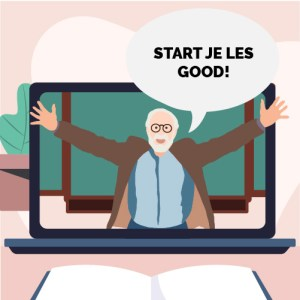 Start je les good! Een goed begin is het halve werk! – Online training