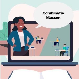 Combinatieklassen – online training