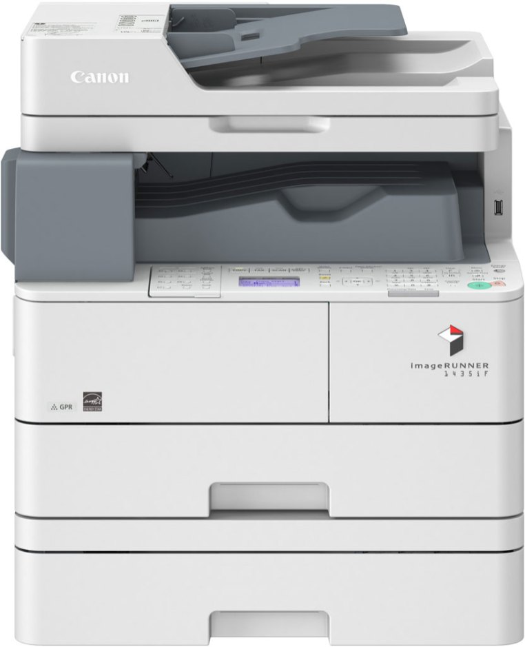 canon imagerunner copier 1435if with cassette