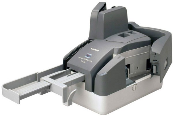 Canon imageFORMULA CR-80 Check Transport Scanner