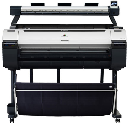 canon imageprograf ipf770 mfp l36 large format printer