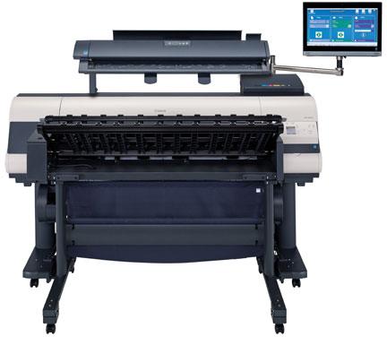 canon imageprograf- mfp m40 large format printer