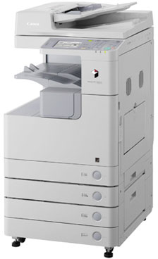 canon imagerunner 2530 copier