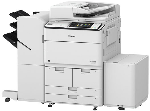 canon imagerunner advance 6575i copier