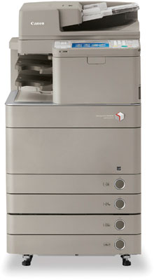 Canon imageRUNNER ADVANCE 400iF MFP UFRII XPS Windows