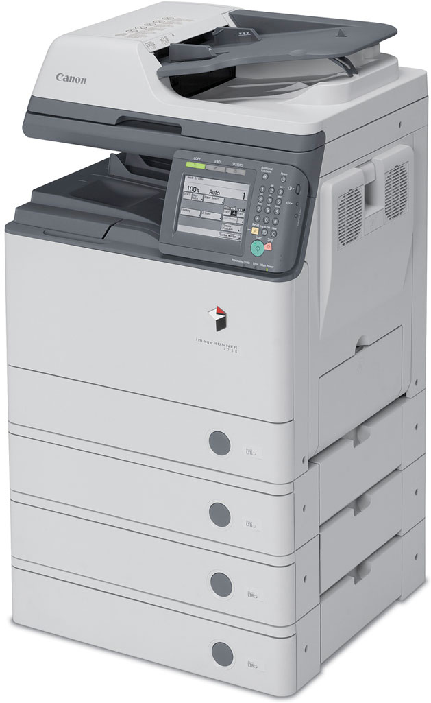 Canon imageRUNNER ADVANCE 6275 MFP PS3 Driver for Windows 10