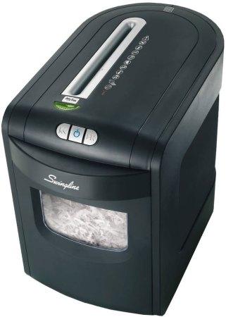 swingline EM07-06 micro cut jam free shredder
