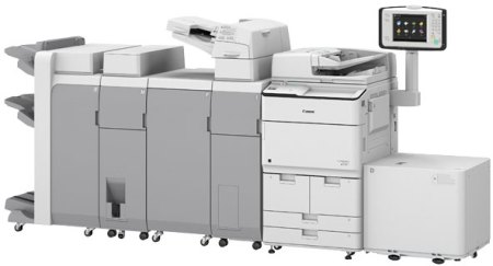 canon imagerunner advance 8505i copier