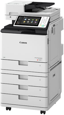 Canon imageRUNNER ADVANCE 8295 MFP Generic FAX Driver (2019)