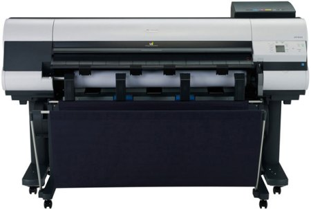 "Canon imagePROGRAF iPF840 44"" Wide-Format Printer"