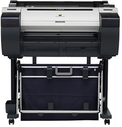 Canon imagePROGRAF iPF680 24 Wide-Format Printer