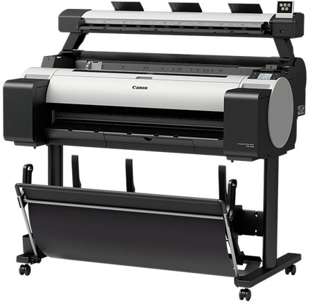 "Canon imagePROGRAF TM-300 MFP L36ei 36"" Wide-Format Printer"