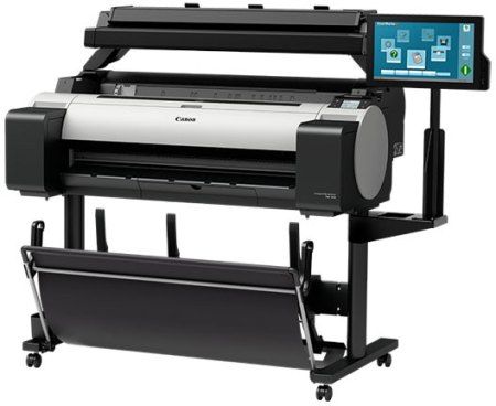 "Canon imagePROGRAF TM-300 MFP T36 36"" Wide-Format Printer"