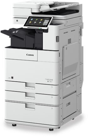 Canon imageRUNNER ADVANCE DX 4745i B&W Multi-Function Copier