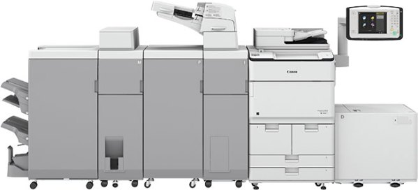 Canon imageRUNNER ADVANCE DX 8786i B&W Multi-Function Copier
