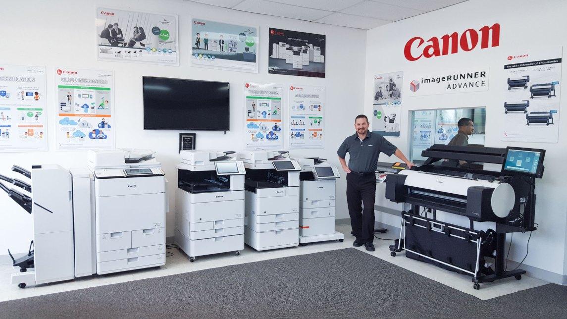 Canon authorized service provider