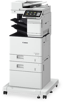 Canon imageRUNNER ADVANCE DX 717iFZ B&W Multi-Function Copier