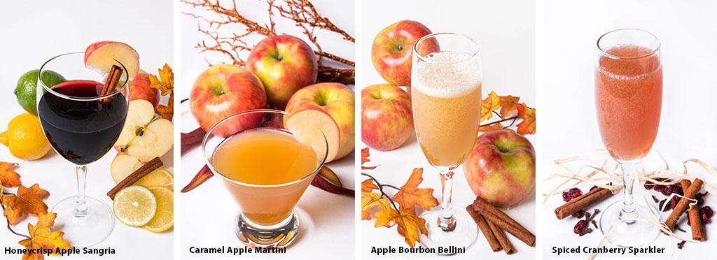 Festive Foods For Fall Weddings