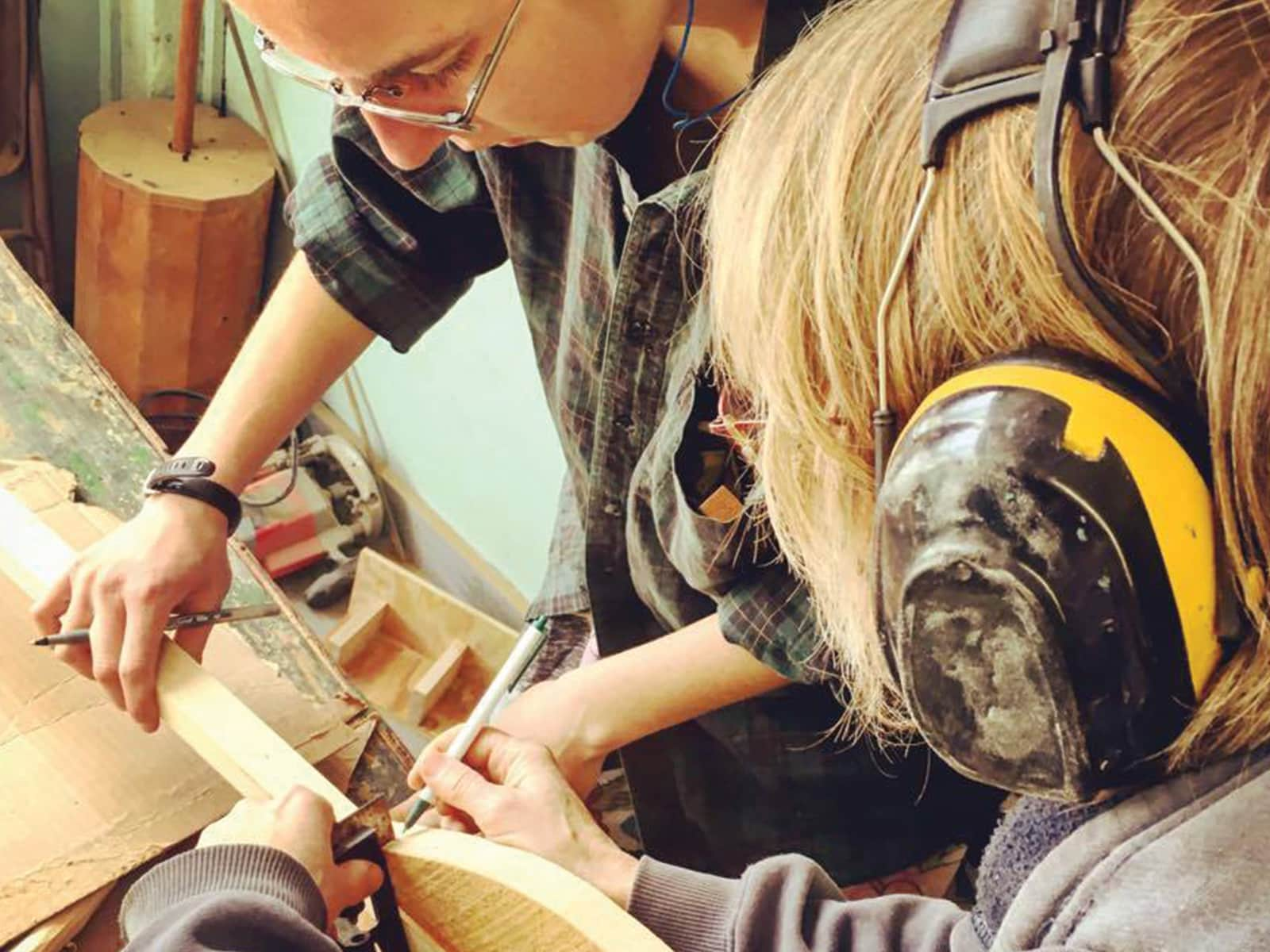 Woodworking Certificate Program (Yestermorrow) - Sterling College