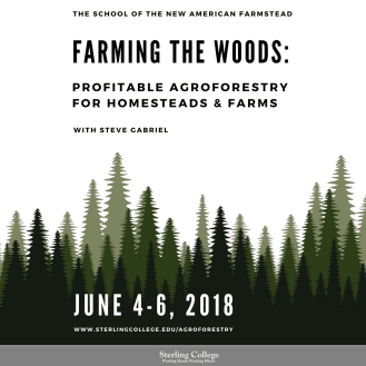 Farming the Woods