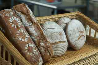 Bread from SNAF Class