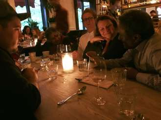 Candlelight Dinner in NYC with Vandana Shiva