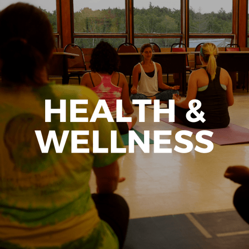 Click here for more information about campus wellness accommodations