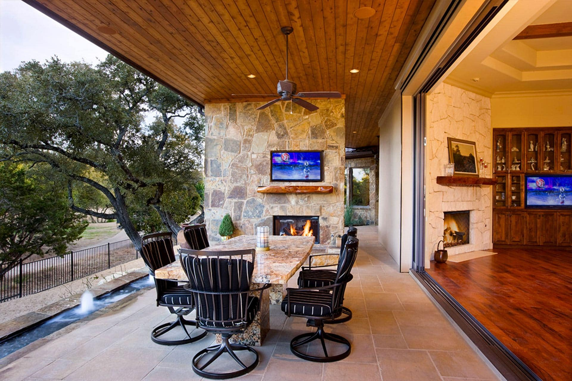 W Austin Living Room