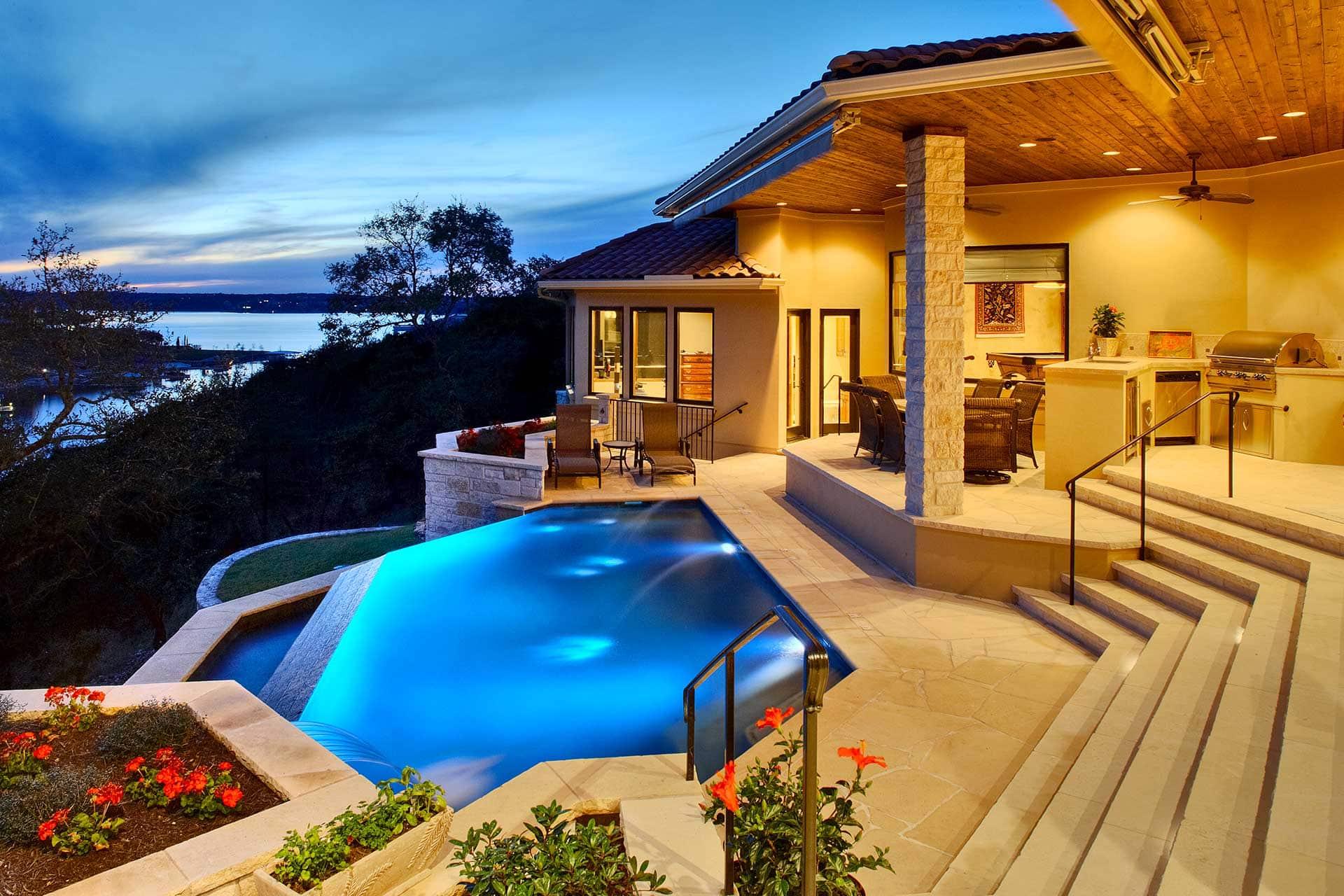 Texas Traditional 5988 Sterling Custom Homes