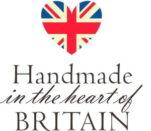 handmade in the heart of britain