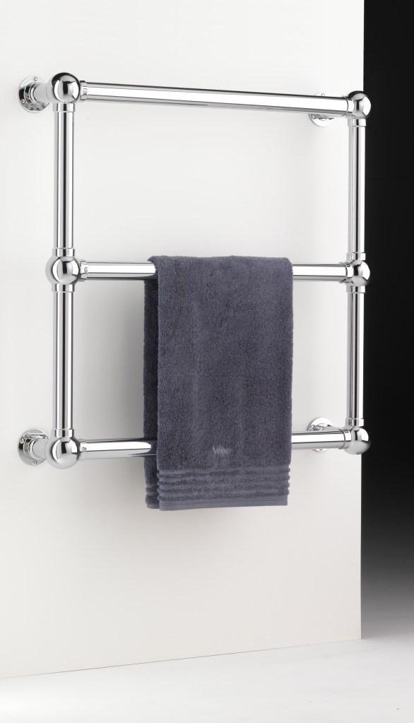 churchill wall mounted towel warmer