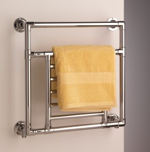 cookley wall mounted towel rack