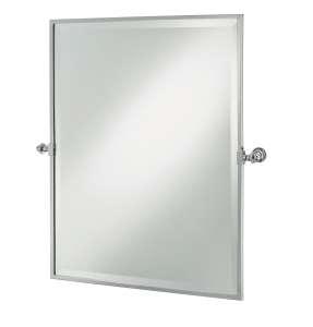 rectangle wall mirror with concealed fixings