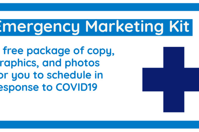 COVID19 Response Marketing Package (Free)
