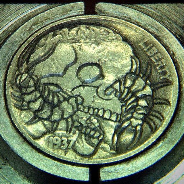 Skull_Centipede_Hobo_Nickel_2
