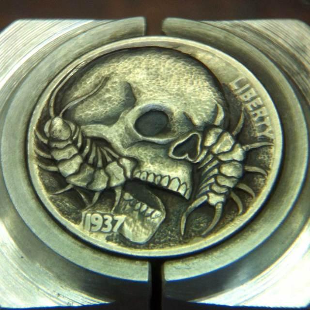 Skull_Centipede_Hobo_Nickel_6