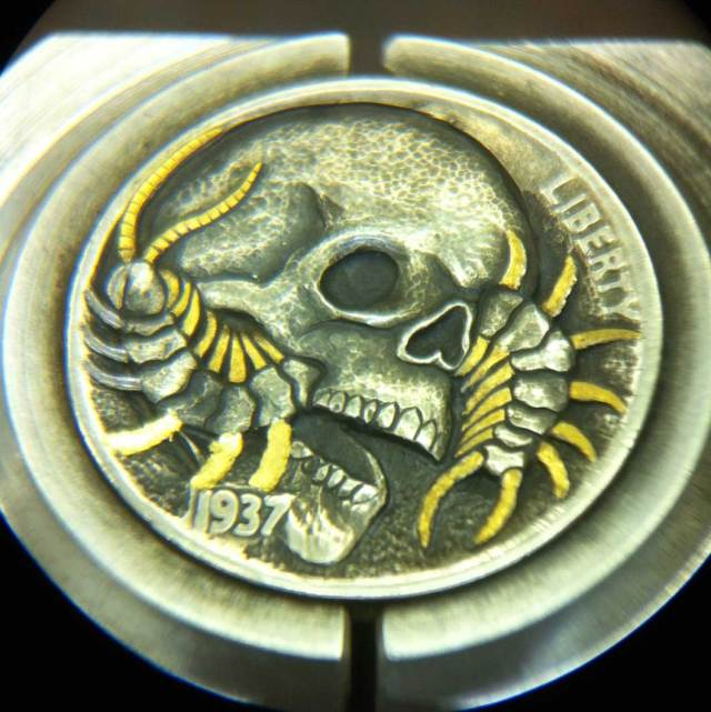 Skull_Centipede_Hobo_Nickel_9