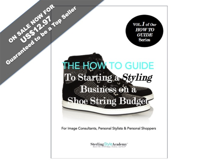 How to Start a Styling Business on a Shoe String Budget $12.97