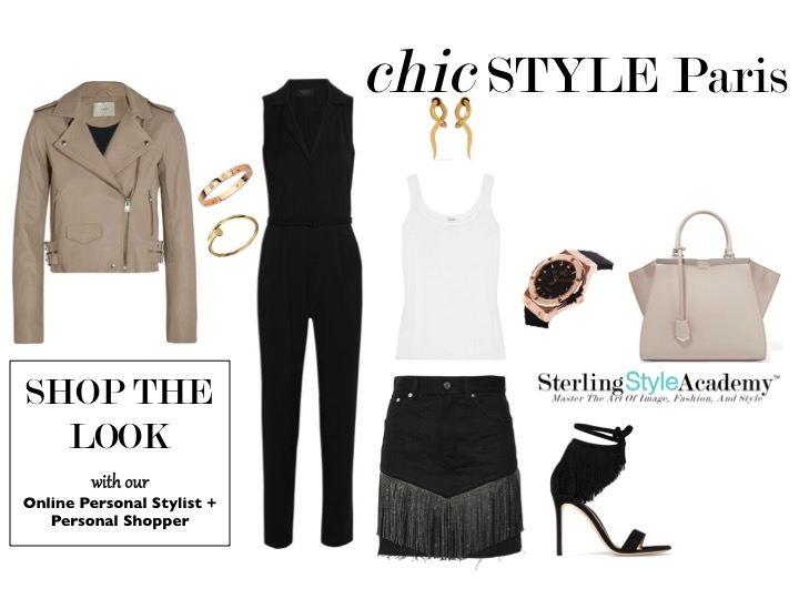 Paris Personal Shopper Online | Sterling Style Academy
