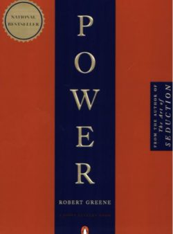 The 48 Laws of Power, By: Robert Greene