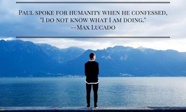Paul Spoke For Humanity