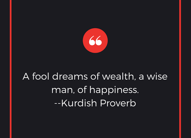 Dreams Of Wealth