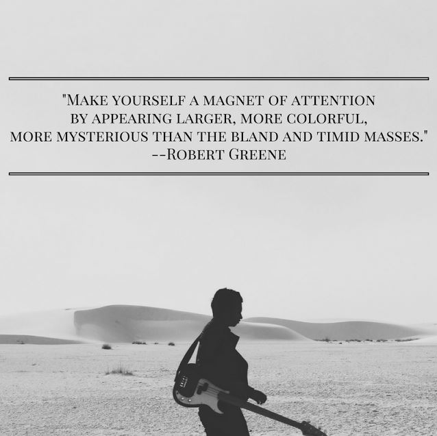Become A Magnet Of Attention