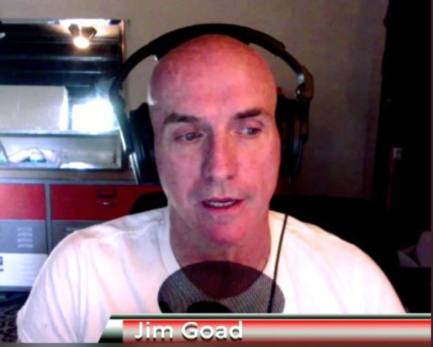 Writer Jim Goad Does His Shortest Interview Ever