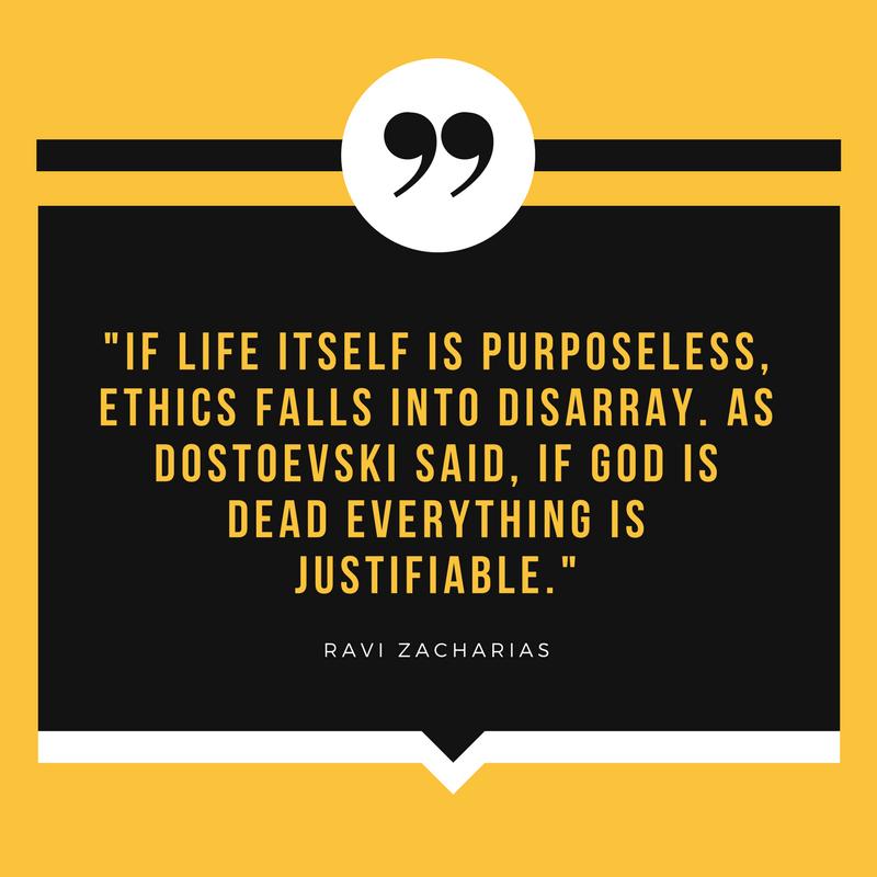 If Life Itself Is Purposeless