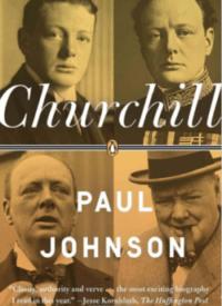 Churchill, By: Paul Johnson