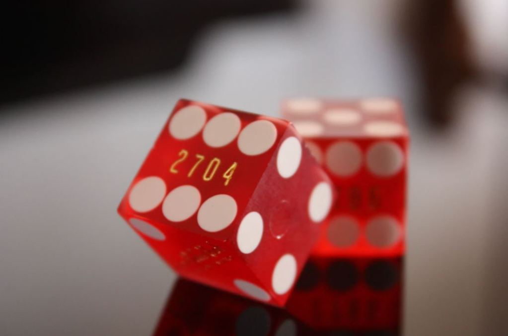 Trading Is Like Playing The Craps Tables?