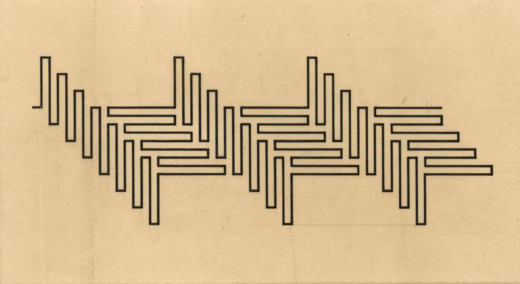 Single Line Drawing